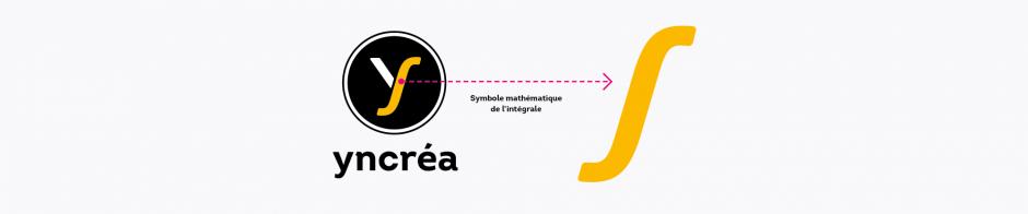 L'intégrale est un symbole mathématique, aussi appelé signe somme.<br>Nous avons choisi ce signe comme symbole de l'association des trois écoles.