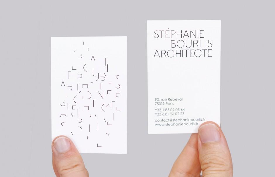 Stphanie Bourlis Architecte